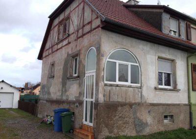 isolation extérieure à Mulhouse - Ets Shala à Wittenheim